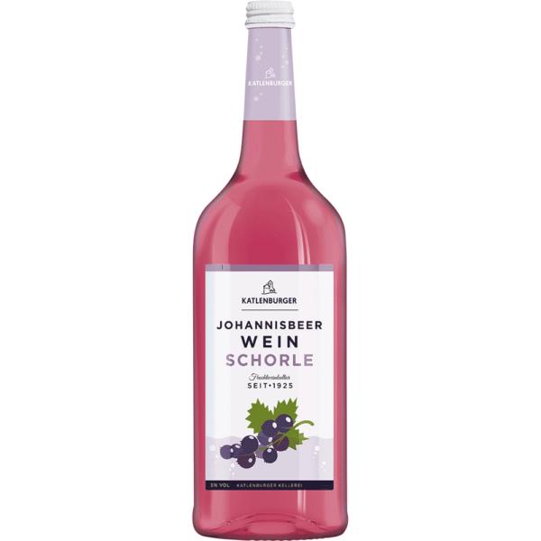 Şpriţ din vin spumant de coacăze 100% natural Germania