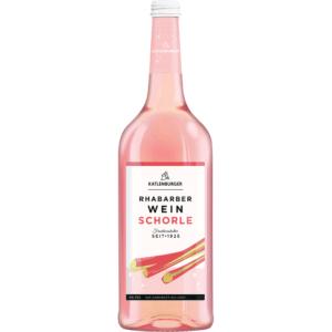 Şpriţ din vin spumant de rubarbă 100% natural Germania