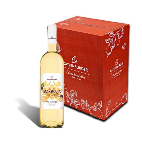 vin de fructul pasiunii 100 % natural